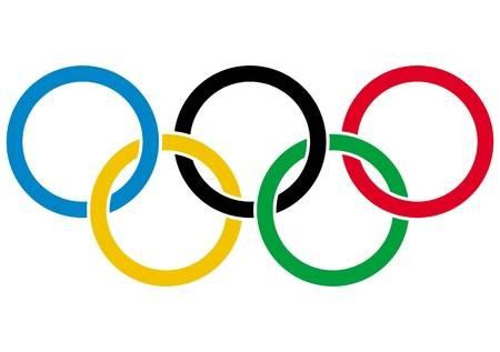 オリンピック五輪のイラスト